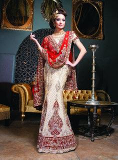 Richard Designs fascinator featured in Asiana Wedding Magazine