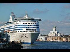 Travesia a Finlandia Mar Báltico-Producciones Vicari.(Juan Franco Lazzar...