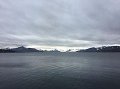 View from the cabin today.... #twiolinsontour #norway #cruise #cruiseship #cruiselovers #gletscher #barentsburg