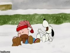 An animated gif. Make your own gifs with our Animated Gif Maker. Peanuts Christmas, Charlie Brown Christmas, Charlie Brown And Snoopy, Peanuts Cartoon, Peanuts Snoopy, Snoopy Love, Snoopy And Woodstock, Looney Tunes Cartoons, Funny Cartoons