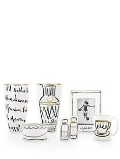 daisy place Vase by kate spade new york