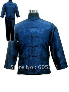 traditional folk mandarin collar men chinese - Google Search