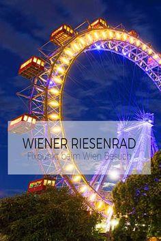 Das Wiener Riesenrad wurde 1897 zur Feier des 50. Thronjubiläums Kaiser Franz Josefs I. errichtet. Kaiser Franz Josef, Franz Josef I, Ferris Wheel, Fair Grounds, Travel, Celebration, Viajes, Destinations, Traveling