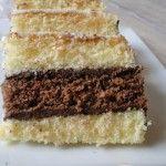 Gateau napolitain au thermomix : trop bon – Willkommen in meiner Welt Köstliche Desserts, Delicious Desserts, Yummy Food, Cooking Chef, Cooking Time, Neapolitan Cake, Dessert Thermomix, Bread Cake, Food Humor