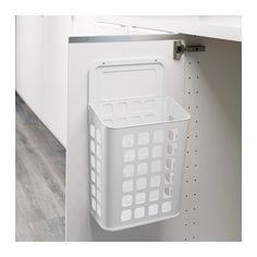 Voor GFT en voor gewoon afval. Resterend: oud papier en plastic (grote prullenbak) - VARIERA Afvalemmer - IKEA
