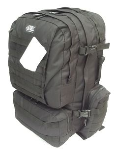 22' 4300cu.in. Tactical Hunting Camping Hiking Backpack OP822 BLACK * Visit the image link more details. (This is an Amazon Affiliate link and I receive a commission for the sales)