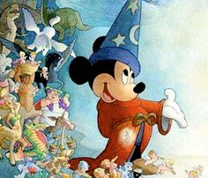 Fantasia Disney 1940 - my favorite movie of all time