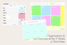 Blog planners - Freebie