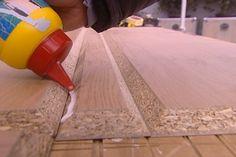 Zwevende plank maken - diy