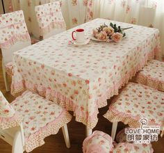 Patchwork tablecloth/Table cloth/Chair mat/Material:Cotton/One set 13pcs-in Table Cloth from Home & Garden on Aliexpress.com