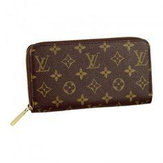 Replica Louis Vuitton Women Wallets and Coin Purses ZIPPY WALLET M60017  Coach Purses 999f4683c