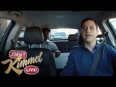 Watch Jimmy Kimmel become an Uber driver for an afternoon - Autoblog