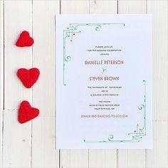 wedding invitation format entourage wedding invitation entourage