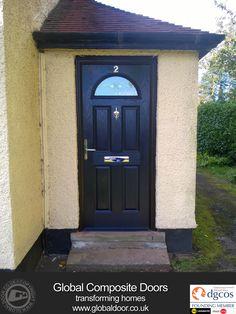 Black-4-Panel-1-Arch-Global-Composite-Door-10