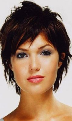 VISIT FOR MORE Messy Short Hair maybe this style except white in front and black and silver everywhere else. The post Messy Short Hair maybe this style except white in front and black and silver ev appeared first on kurzhaarfrisuren. Short Sassy Haircuts, Short Hairstyles For Women, Trendy Hairstyles, Hairstyles Haircuts, Wedding Hairstyles, Asymmetrical Hairstyles, Summer Hairstyles, Black Hairstyles, Haircut Short