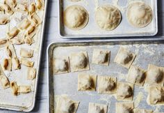 We'll walk you through three ravioli recipes that have endless filling possibilities. Let's do this.