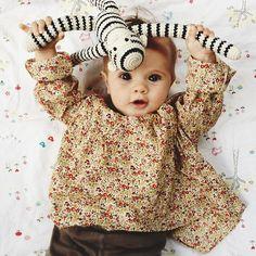 Cute crochet toys & decorations from La De Dah Kids