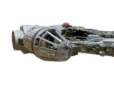 Lego Moc, Millennium Falcon, Scale, Weighing Scale, Libra, Balance Sheet, Ladder, Weight Scale
