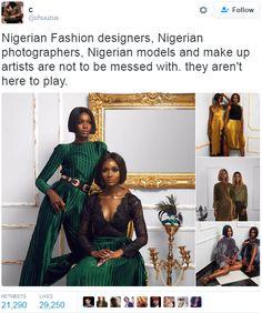 "lagonegirl: ""  MAJU   melanin popping #BlackPride #BlackExcellence #BuyBlack """