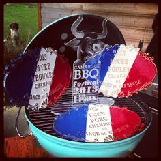 Triple Champion de France de cuisine au Barbecue