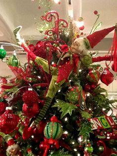 "RAZ 20"" Elf Christmas Decoration"