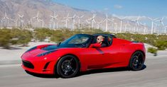 Tesla Motors, Tesla Sports Car, Tesla Roadster Sport, Ferrari, Audi, Diesel Cars, Cabriolet, Car In The World, Performance Cars