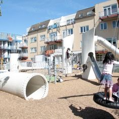 Wikado Recycled Playground by 2012 Architecten « Landscape Architecture Works | Landezine
