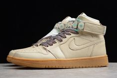 Products Descriptions:  Air Jordan 1 Retro High Strap N7 Light Cream AR4410-207  SIZE AVAILABLE: (Men)US7=UK6=EUR40 (Men)US8=UK7=EUR41 (Men)US8.5=UK7.5=EUR42 (Men)US9.5=UK8.5=EUR43 (Men)US10=UK9=EUR44 (Men)US11=UK10=EUR45  Tags: Air Jordan 1, Nike Air Jordan 1, Air Jordan 1 Retro Model: AIRJORDAN1-AR4410-207 5 Units in Stock Manufactured by: NIKEAIRJORDAN1 Nike Air, Light Cream, Jordan 1 Retro High, High Tops, Air Jordans, High Top Sneakers, Men, Shopping, Shoes