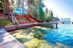 Sleeps 10 4 bedroom House vacation rental in South Lake Tahoe from VRBO.com! #vacation #rental #travel #vrbo