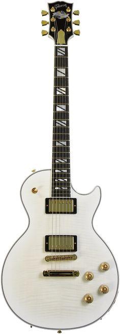 Gibson Les Paul Supreme (Alpine White Burst)
