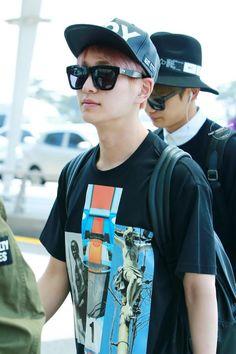 Onew | Airport Incheon ➡ Airport Бразилия ✈ 150423
