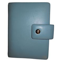 Kate Spade Debra Planner Rare This is a baby blue Kate Spade Debra planner. Hard to find! It's 7.5 x 5.5. Some signs of wear, as shown in photos. Great personal planner. Four card holders/pockets on the left side with full pocket underneath. Right side has two pockets. Gold colored interior. Comes with dividers. Rings are in perfect condition. Feel free to ask questions! kate spade Other