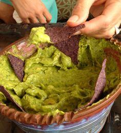 UN'AMERICANA - guacamole
