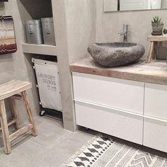 This is pretty much my bathroom look Bubble Bath, Decoration, Lava, Home Furniture, Bathroom, Interior, Instagram Posts, Design, Home Decor