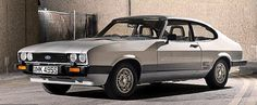 Ford Capri 3.0 S from The Professionals