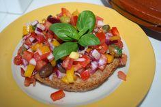 friselle vegetariane