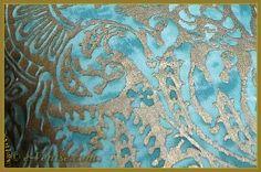 Mariano Fortuny fabric