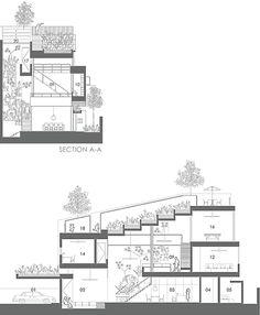 Architect: Formwerkz Architects Team: Alan Tay, Iskanda Idris, Cai Xun Structure Engineer: Portwood & Associates Landscape: Kosin Contractor Builder: Emma Construction Pte Ltd