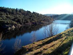 Río Lozoya, Buitrago de Lozoya, sierra norte de Madrid