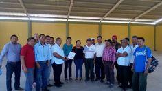 Constituyen Consejos Municipales de Protección Civil en San Dionisio del Mar y Unión Hidalgo.