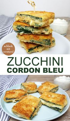 Zucchini Cordon bleu low carb – Low carb Rezepte – schlankmitverstand food recipe for lunch Zucchini Cordon bleu low carb Quick Easy Healthy Meals, Healthy Low Calorie Meals, Vegetarian Recipes Easy, Easy Snacks, Cooking Recipes, Dinner Healthy, Healthy Breakfasts, Eating Healthy, Pasta Recipes