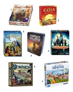 Have you heard of Eurogames before? It's a subgenre of board games classified by two major features: their attention to design and theme, and focus on serious strategy. Competitive folks, take note: Put away the Scrabble set and try on one of these board games for size.