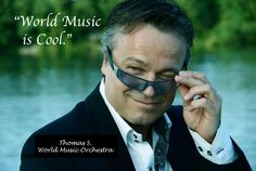 Thomas Schauffert World Music Son Of God, World Music, Artist Art, Orchestra, Track, Spirit, Artists, Fictional Characters, Runway