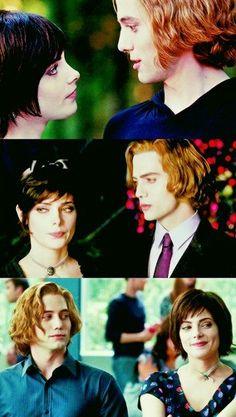 Alice and Jasper in Eclipse --- #Twilight