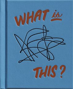 What is This | 50 Books / 50 Covers