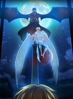 언더프린 under prin webtoon Manhwa, Otaku Issues, Hot Anime Guys, Anime Boys, Monster Art, Manga Comics, Tokyo Ghoul, Vocaloid, Webtoon