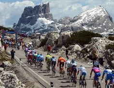 Sports Tours International is official tour operator of the 2020 Giro d'Italia with exclusive cycling and spectator tours and VIP hospitality on each stage. Gran Tour, Tour Operator, Road Cycling, Racing, Tours, In This Moment, Mountains, Travel, Graham