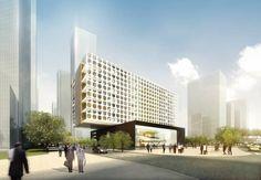 schneider+schumacher gewinnt Architektenwettbewerb in China| schneider+schumacher | architekten