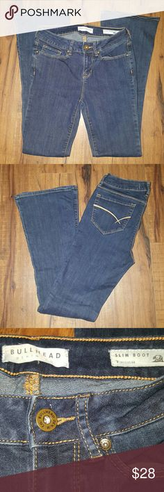 NWOT Bullhead Jeans These are NWOT Bullhead brand, size 7 regular jeans. **Size listed does state 6 because the standard sizes are all even sizes. There is a size 7 option, but it indicates juniors and these are not juniors, they are womens ** Purchased from PacSun, these jeans were about $70 brand new. Bullhead Jeans Boot Cut