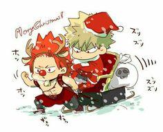 Doujinshis - Boku no Hero Academia - Regalo (BakuDeku) - Wattpad Christmas Icons, Christmas Mood, Merry Christmas, Holiday, Wattpad, Boku No Hero Academia, Otaku, Deku Anime, Fanart